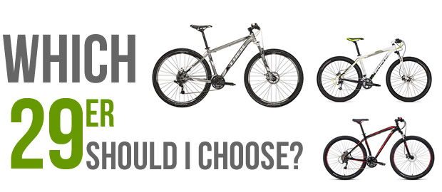 a buyers guide to 29er entry level mountain bikes - Mountain Bike Frame Size