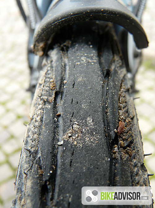 Continental Bike Tires >> Continental City Ride (2011) review