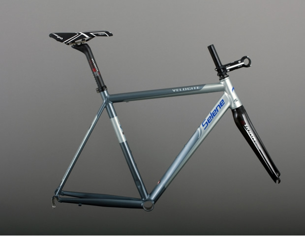 Well-priced Velocite aluminum road frame up for grabs