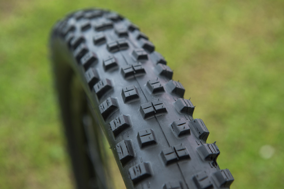 All Round Mountainbiking Empowered By Schwalbe S New Nobby Nic