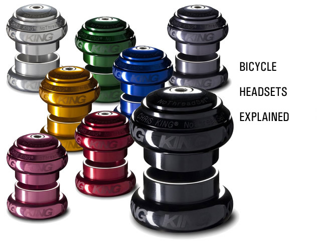Full guide: Bicycle headsets explained