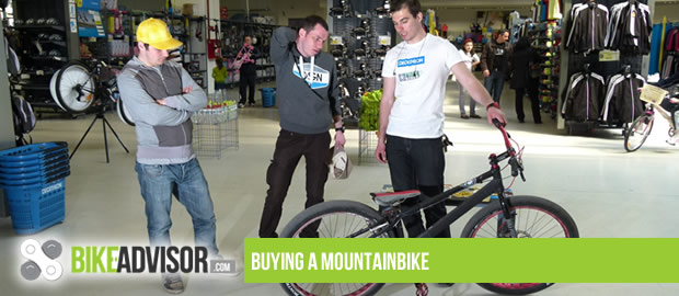 Guide: How to choose a mountain bike