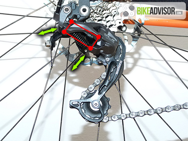 how to fix chain slipping bicycle