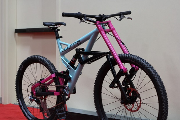 Bmw Mountain View Service >> Bicycle suspension reinvented through the Scurra 29er