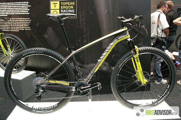 Best Hardtail Mountain Bike >> Eurobike 2013: Canyon gets the best out of carbon and aluminum