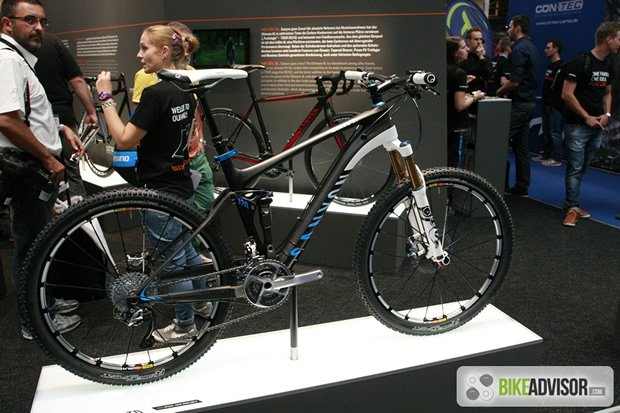 Eurobike 2013 Canyon Gets The Best Out Of Carbon And Aluminum