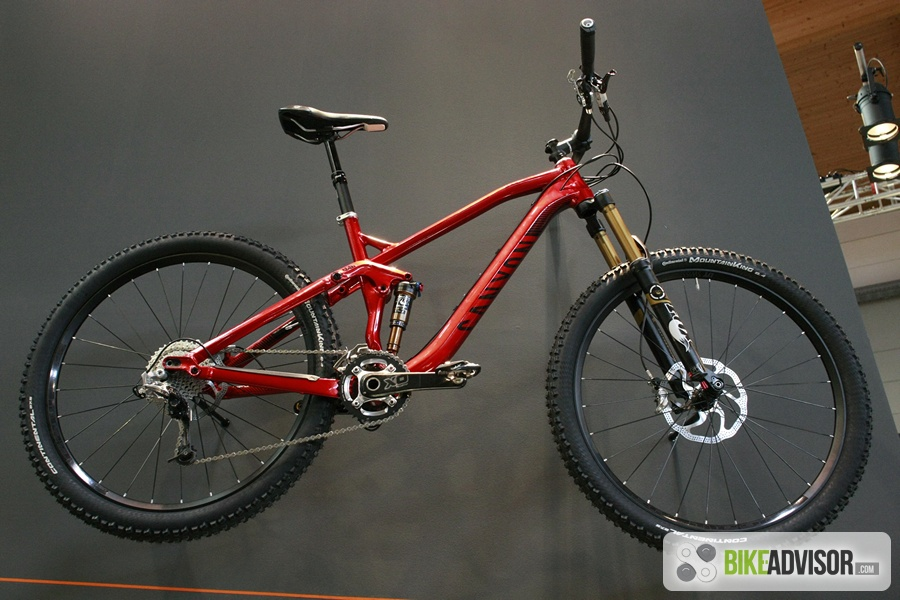 026262ab44c Eurobike 2013: Canyon gets the best out of carbon and aluminum