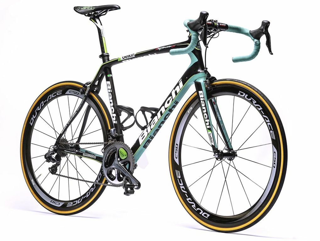 bianchi launches the 2014 infinito cv  this time to be