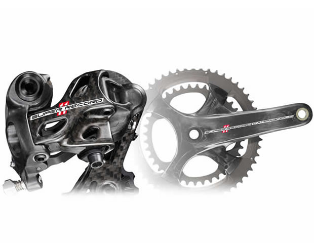 Campagnolo sees its future mechanical: new Super Record