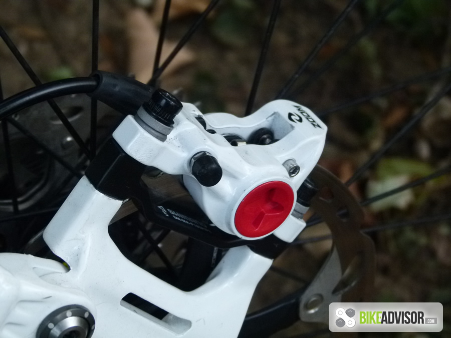 Review Zoom Hb850 Hydraulic Disc Brakes 2014