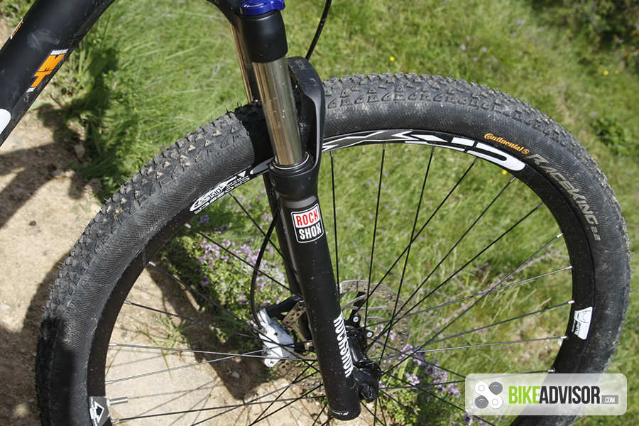 Review Rock Shox Xc30 Suspension Fork 2014
