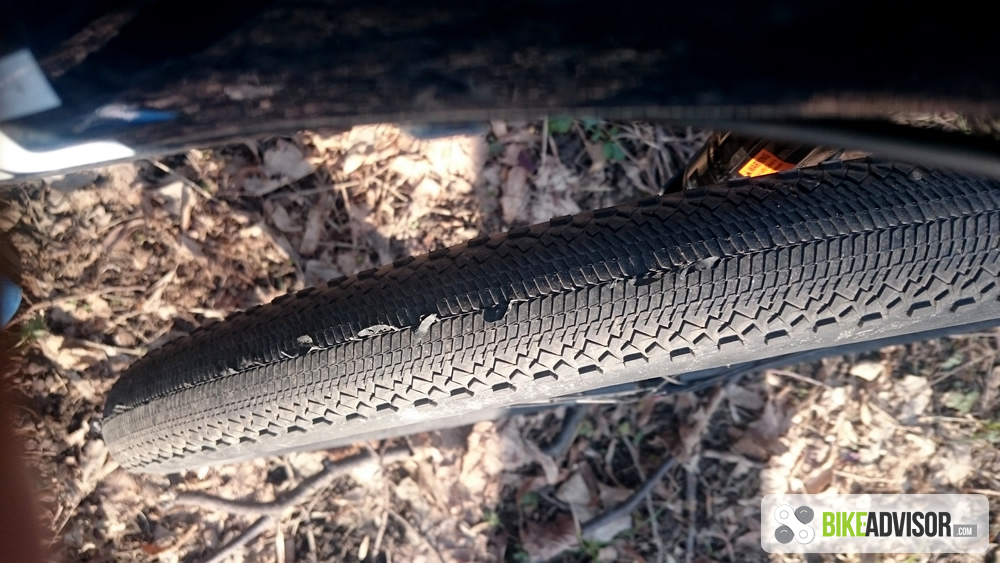 Continental Bicycle Tires >> Review: Continental Speed King RaceSport mountain bike ...