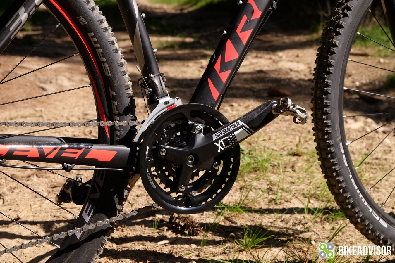 19 Inch Tires >> Kross Level 3.0 (2018): balanced for both climbs and descents